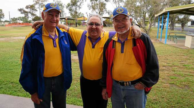 WELCOME ABOARD: Roma Lions Club will host the opening of the 2016 Seniors Week in Roma.