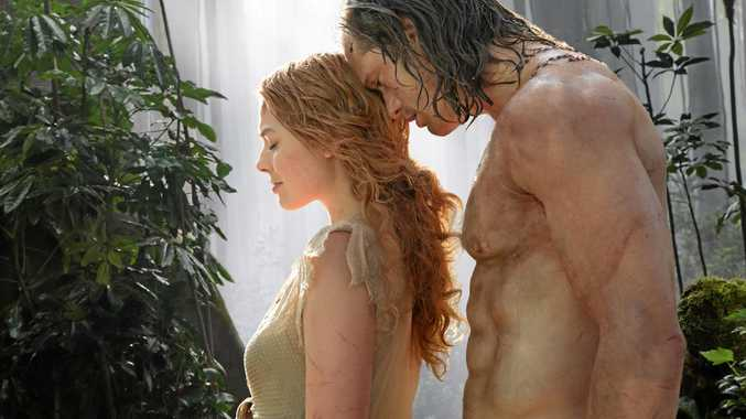 AT THE FLICKS: The Legend of Tarzan will hit Dalby Cinemas this week.