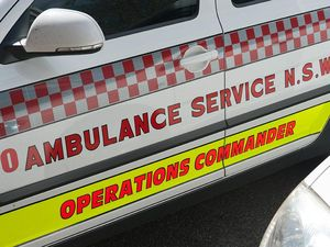 Passenger partly ejected from vehicle in Tenterfield crash