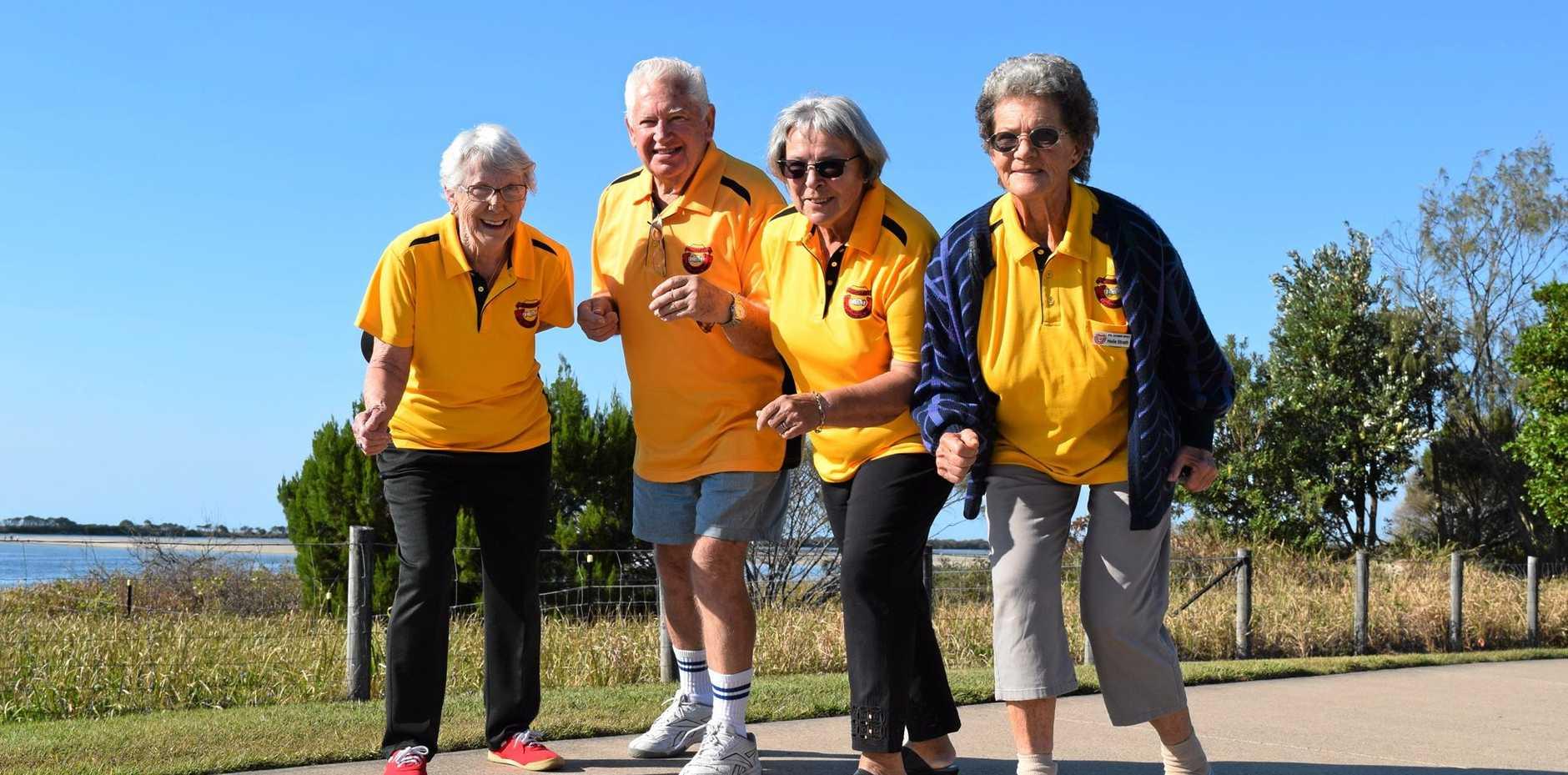 WALK THIS WAY: The Australian Pensioners and Superannuants League 17th annual 4km Seniors Walk