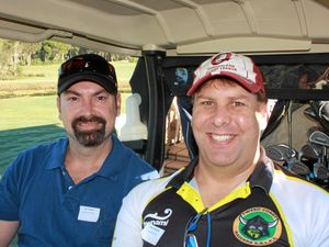 Sign up for charity golf day out