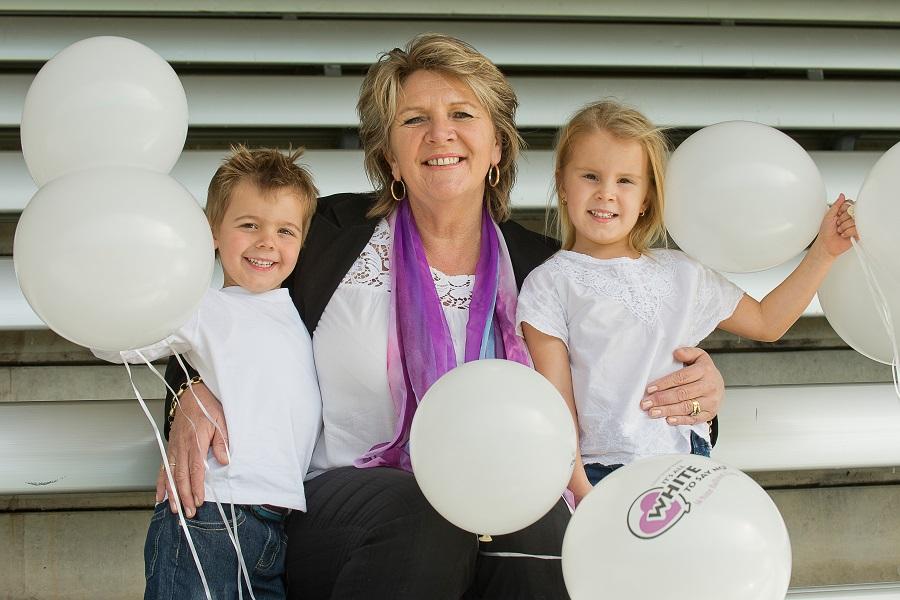 Bravehearts founder Hetty Johnson