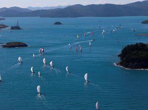 Record breaking number for Hamo Island Race Week