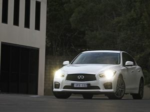 Infiniti Q50 Premium S Hybrid long term review: Report 3