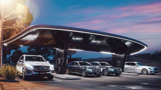 2016 Mercedes-Benz Plug-in Hybrid C 350e, GLE 500e and S 500e. Photo: Contributed