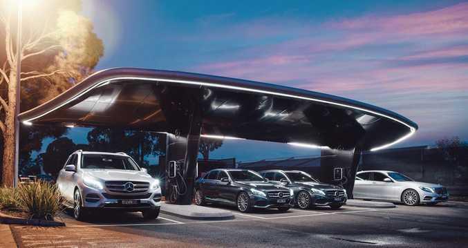 2016 Mercedes-Benz Plug-in Hybrid C 350e, GLE 500e and S 500e. Photo: Contributed