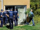 Police seize nearly $1 milliom worth of cannabis from a property in Bundamba on Friday.