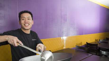 Aphideth Bouaraphan (aka Franky) is opening the Margaret St restaurant Thai Royale to carry on the family tradition.
