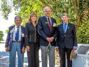 Veteran honours Vietnam and Long Tan involvement
