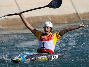 RIO 2016: Jessica Fox wins canoe slalom bronze