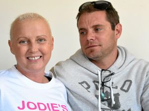 Jodie McRae 'continues to fight each and every day'