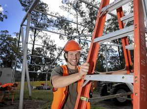 Exciting site changes at this year's Muster