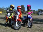 Bikers tear up track at school p&c; annual trail ride