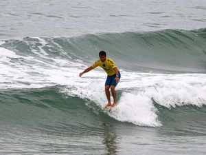Harley wins surf double as longboard champs crowned