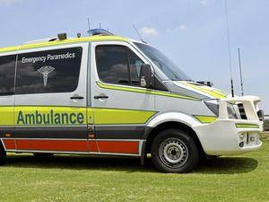 Three men injured in Coast motorbike crashes