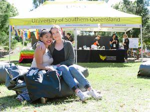 Students get taste of life at uni