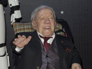 Kenny Baker - R2-D2 actor - dies aged 81