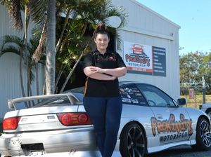 Driver imported race car specifically for Mackay region track