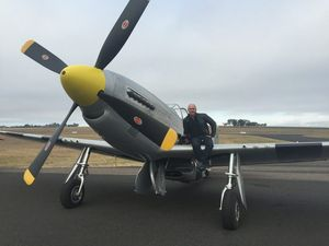 Meet the man behind the warplanes at Brisbane Valley Airshow