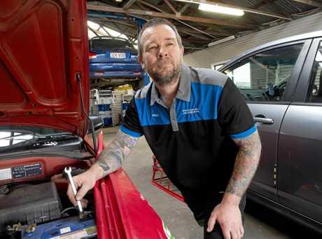 Toowoomba Auto Fix Phillip Melvin  . Thursday Aug 11 , 2016.
