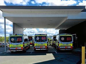 Ambo 'ramping' a misdiagnosis, says hospital