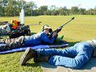 AGED 13, Joshua Pratt is already making an impact on the shooting range.