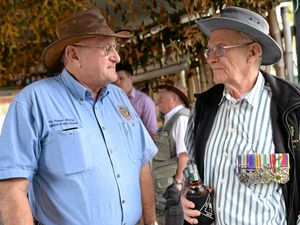 Big week for Central Queensland Vietnam Veterans