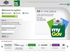 Is the MyGov website the worst in the world?