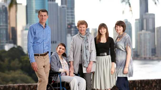 Brisbane Lord Mayor Graham Quirk and his wife Anne will be in Toowoomba for the Business disABILITY Awards.