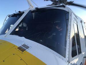 Motorcyclist crashes on Fraser Island, flown to hospital