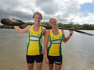 Coast's paddling pair relishes debut Games experience