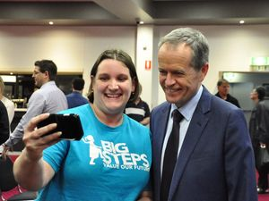 Bill Shorten forum, Rockhampton