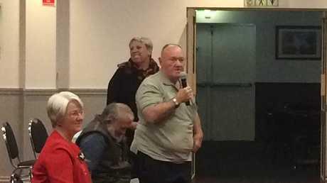 Charlie asked a question of Bill Shorten in Rockhampton.
