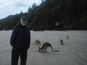 Stargate actor explores the Mackay region