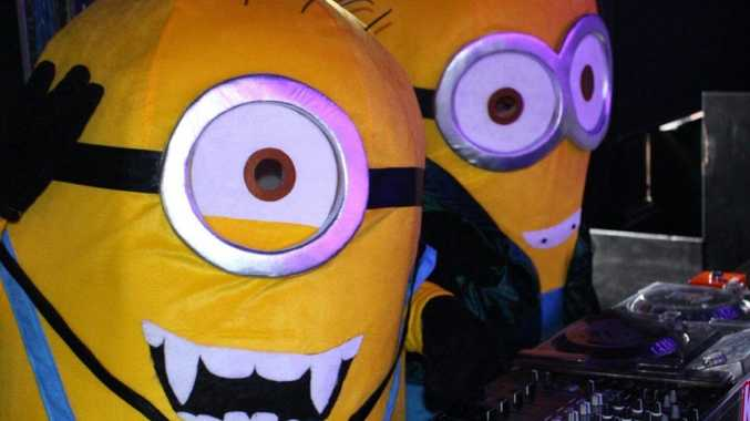 Minions, popular animated film characters, will hit the decks at Cartel Nightclub this weekend as part of the Twilight City Teen Zone event.