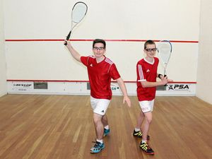 Sandgate squash players compete in New Zealand