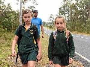 'No funds' for safer school walk