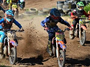 Motocross gets fast and furious