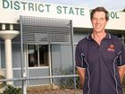FUNDRAISER: Laidley State School Chaplain Phil Bryce.