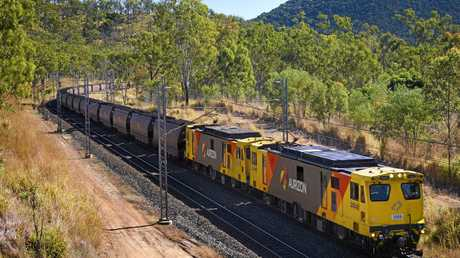 Despite losing 600 jobs in the last year Aurizon hasn't been able to improve on its profits from 2015 and there are plans for a further 300 to go. PIC: Contributed