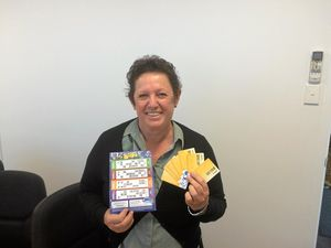 Gympie woman wins $1500 worth of Bill Busting help
