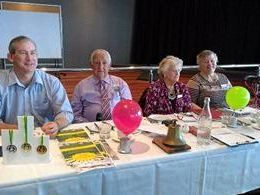 AGM for Gympie senior's group
