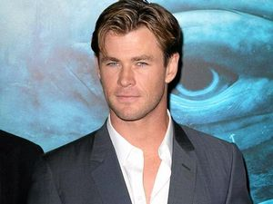 Chris Hemsworth supports local music superstar