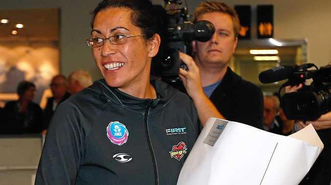 COACH: Noeline Taurua is in charge of the Sunshine Coast-based team.