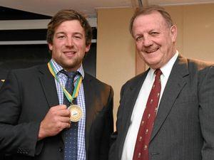 Cods' Roger Geldard nabs coveted Mal Eiby Medal