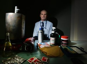 DRUGS: Is there an illegal drug lab in your neighbourhood?