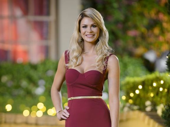 The Bachelor Australia contestant Megan Marx.