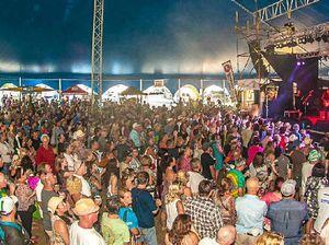 Bands battle for a festival spot