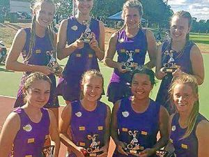 Netballers undefeated in Charters Towers