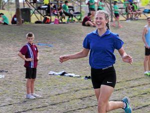 Students shine in athletics